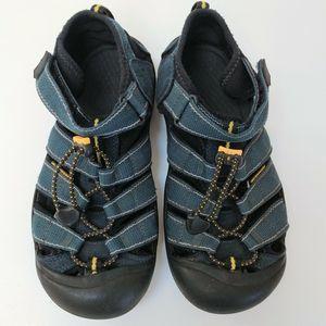 Keen Newport Sandals H20 Navy Blue Shoe Water NOTE